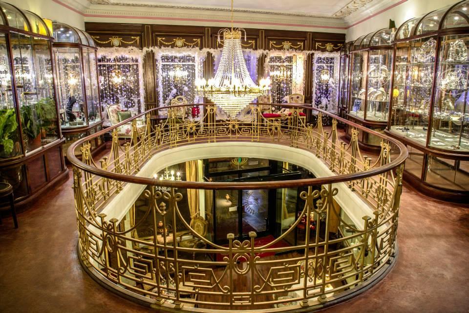 Hotel Jóia da Coroa – Mobiliário de Luxo